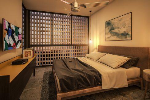 habitacion principal 2hab