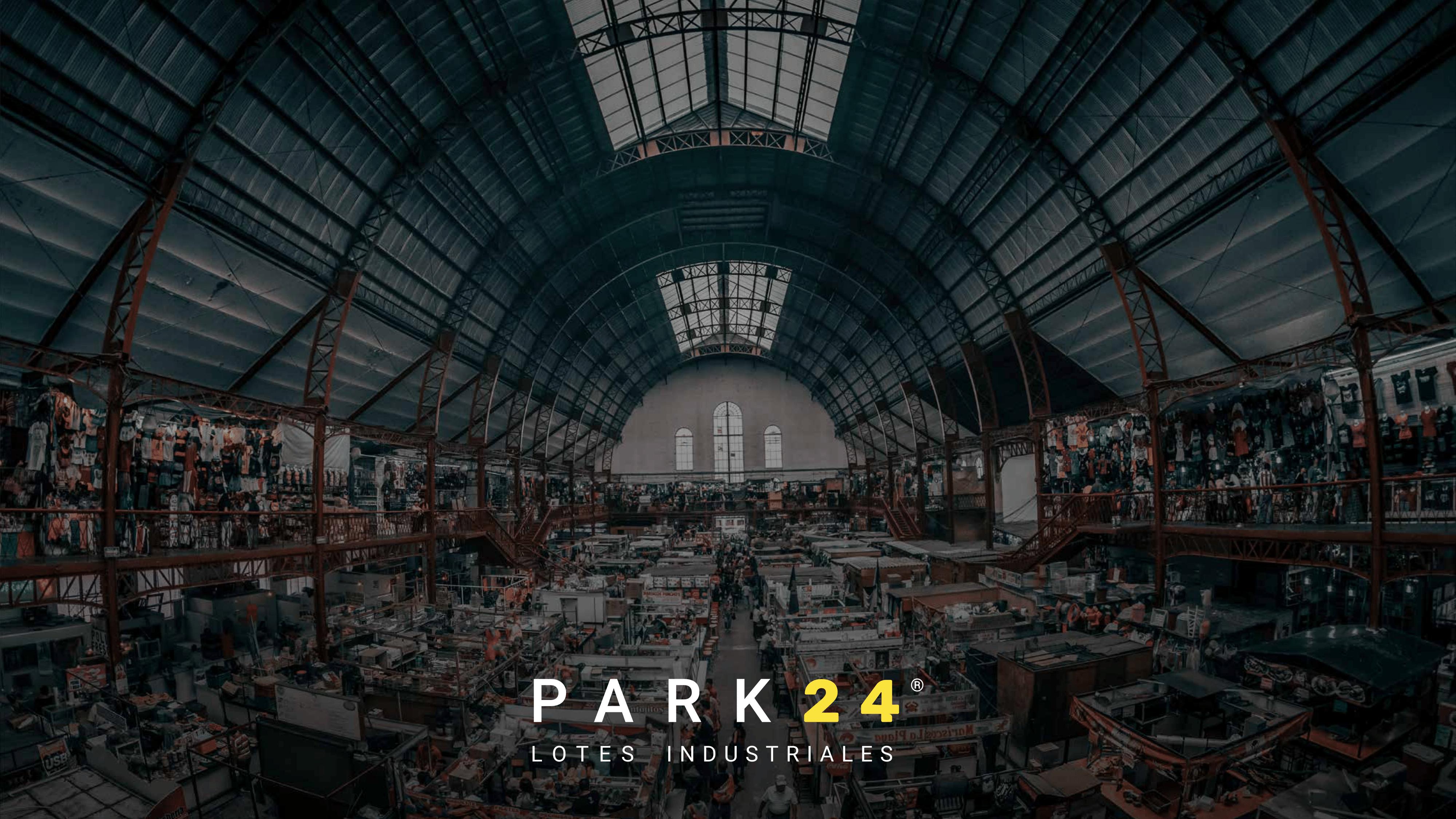 PARK 24-LOTES INDUSTRIALES