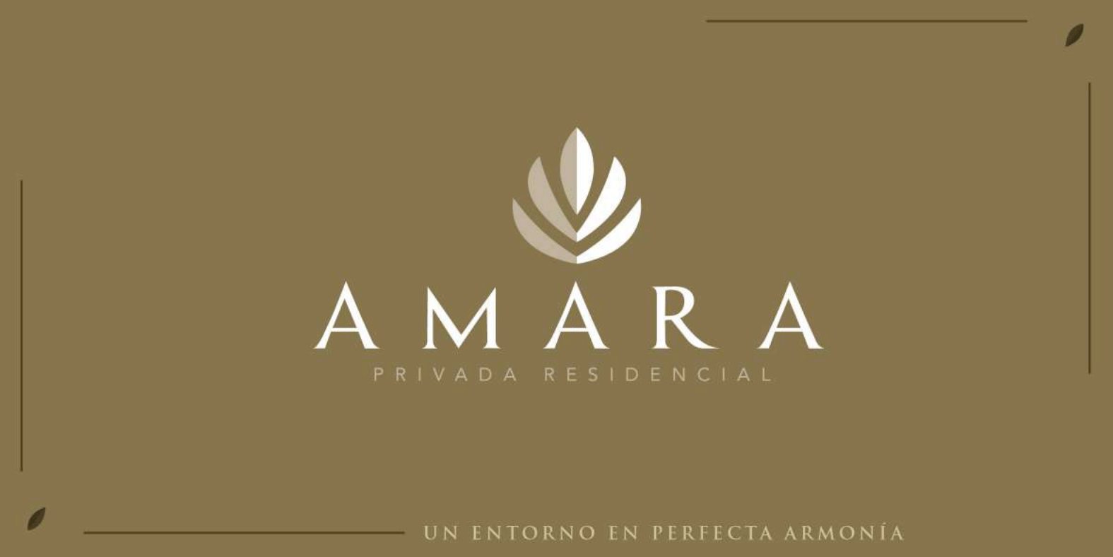 AMARA, PRIVADA RESIDENCIAL (MÉRIDA, NORTE)